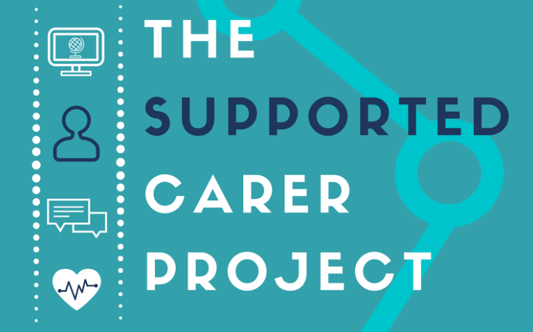 Supported Carer Project Logo