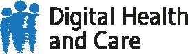 Digital Health and Care logo