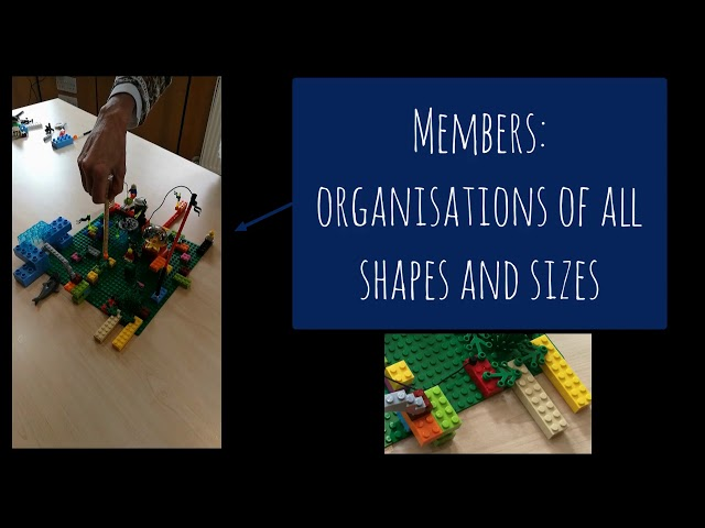 Video of inDHC Lego model of the vision
