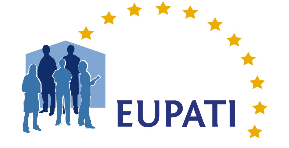 The European Patients' Academy (EUPATI) logo