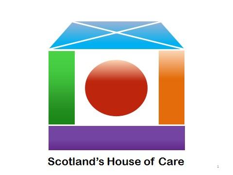 Scotland's House of Care logo