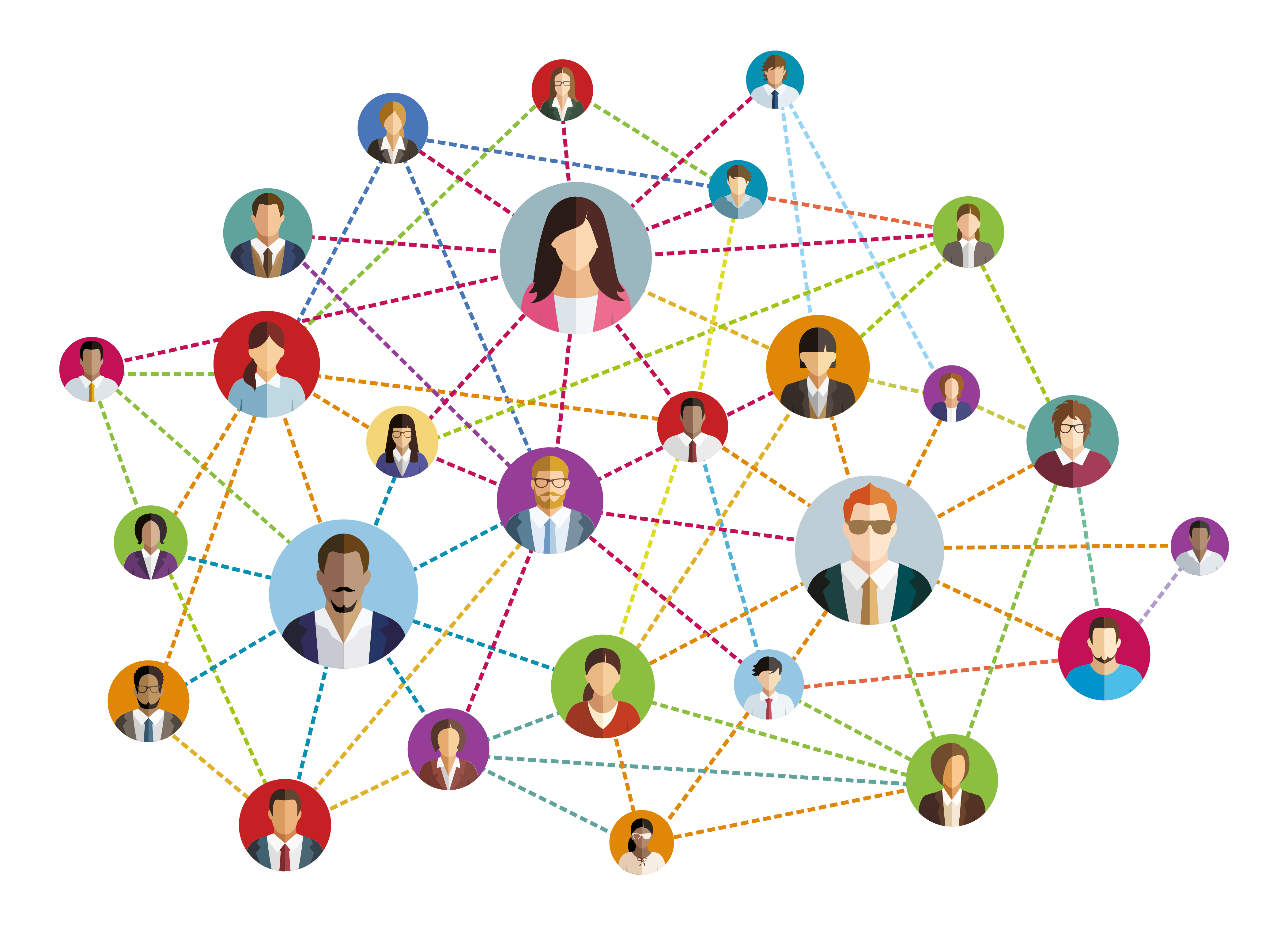 Stop selling to your network group and start educating them
