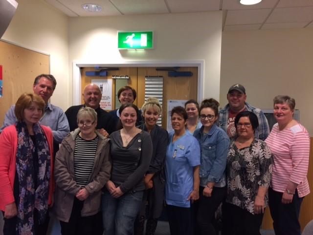 Northen Ireland Health Care Trust Team