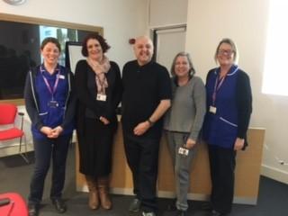 Colchester Hospital Team Feb 2017