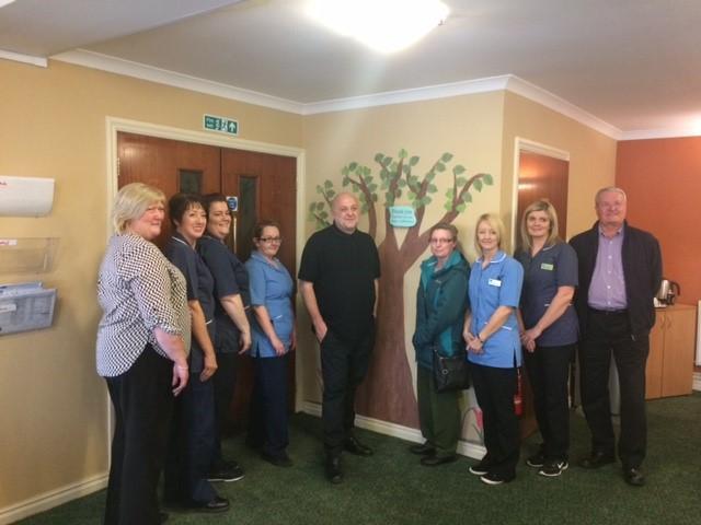 Hatton Lea Care Home Staff