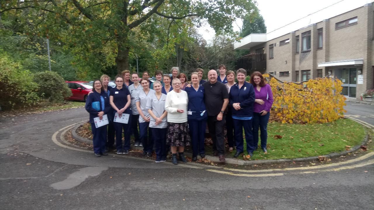 NHS Borders District Nurses Team