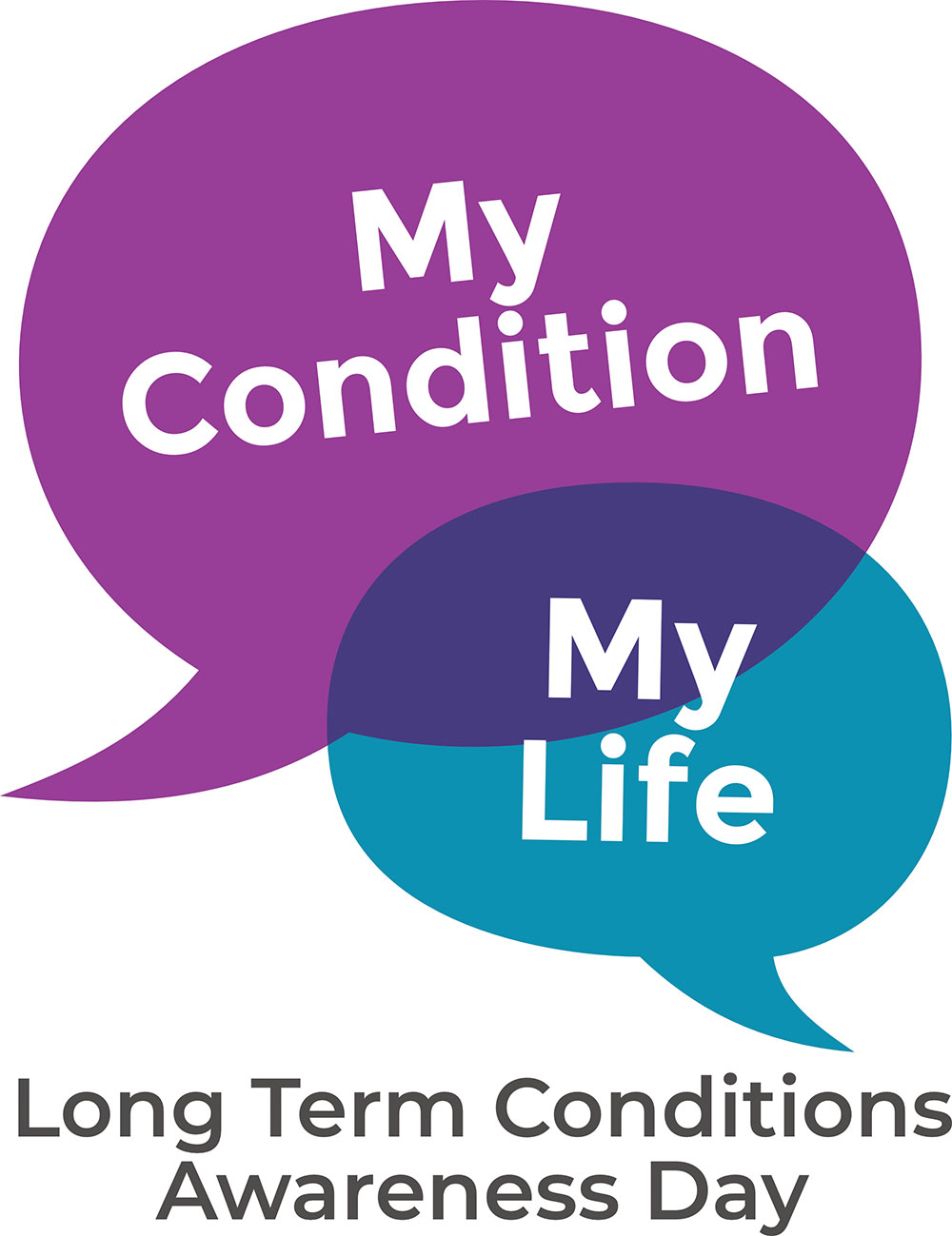 Postponed – My Condition My Life: International Long Term Conditions Awareness Day logo