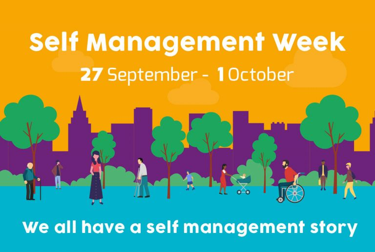 Self Management Week 2021