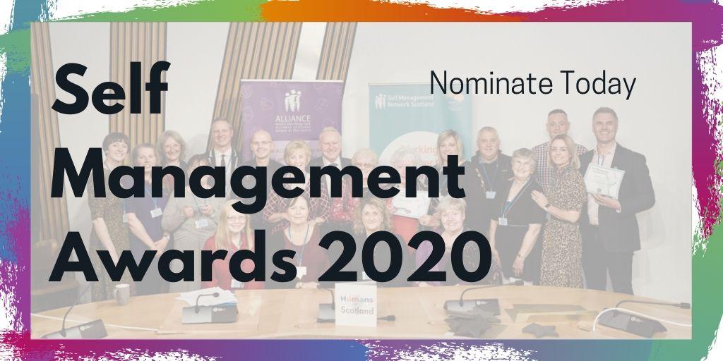 Self Management Awards 2020