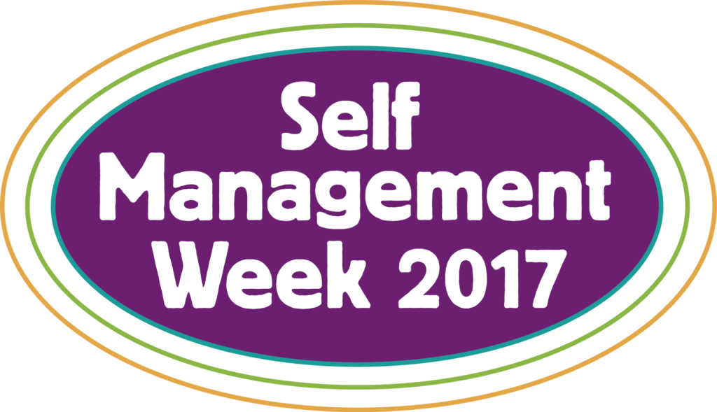 Self Management Week 2017 logo