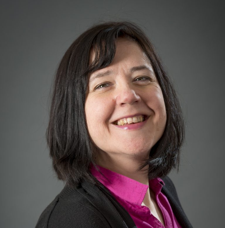 Photograph of Sue Lavery
