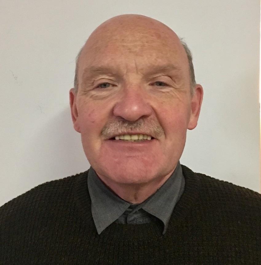 Photograph of John Cassidy from SCHW