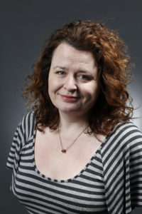 Louise Rogers, Development Officer - Integration Support, the ALLIANCE