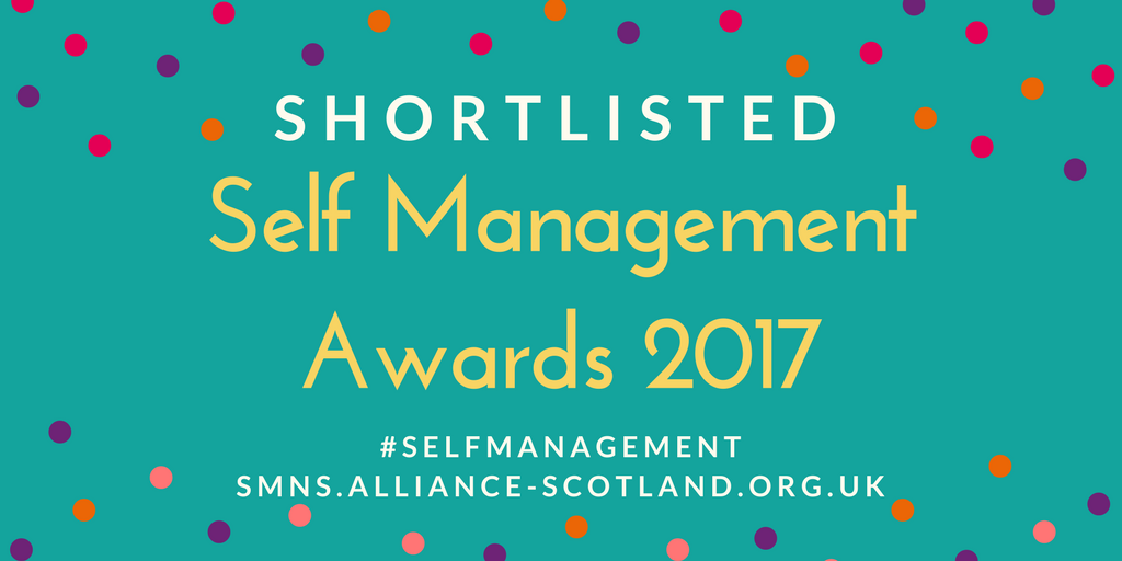 Self management awards information