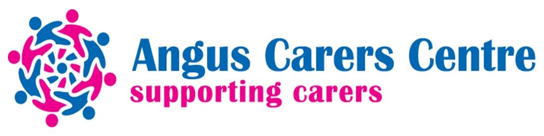 Angus Carers Centre members logo