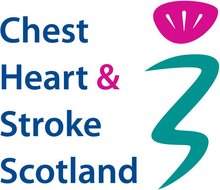 Chest Heart & Stroke Scotland members logo
