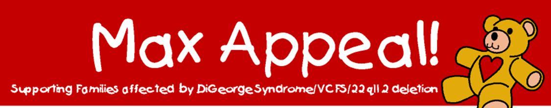 Max Appeal members logo