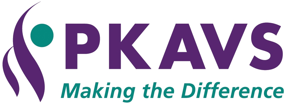 Perth and Kinross Association of Voluntary Service Ltd (PKAVS) members logo