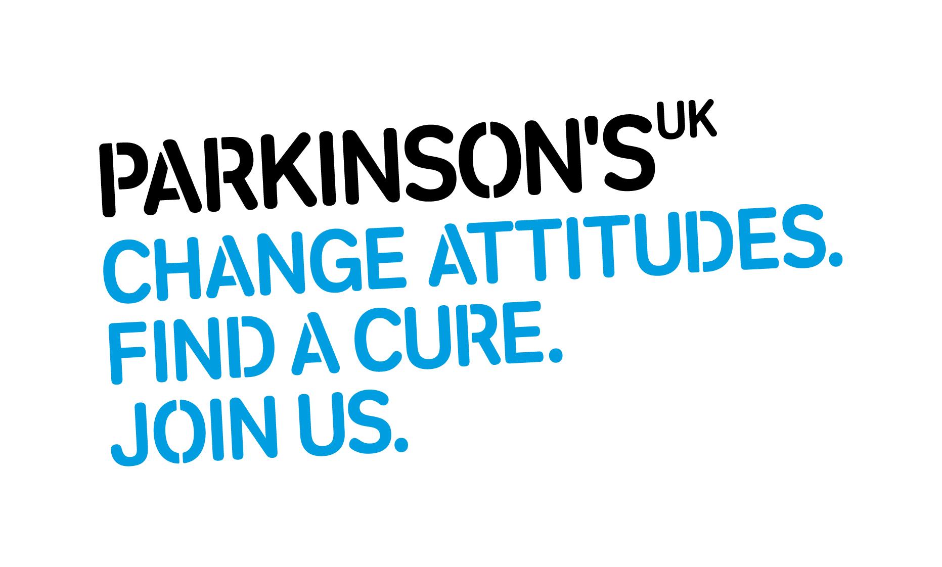 Parkinson's UK members logo