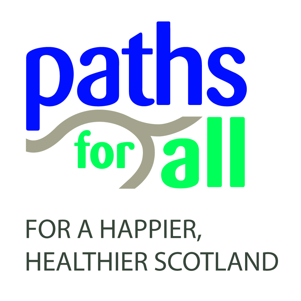 Paths for All Partnership members logo