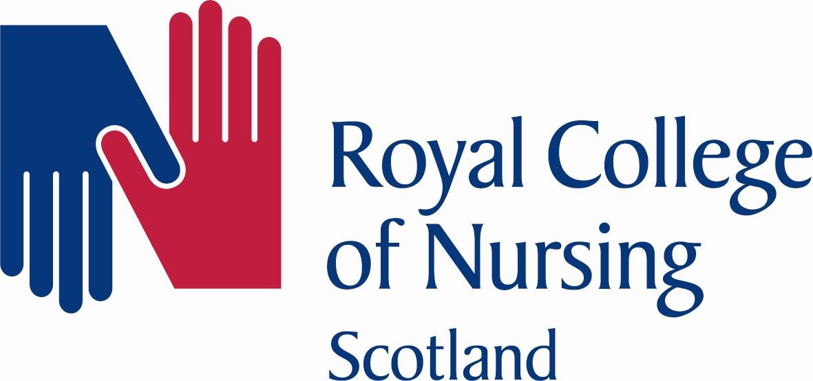 Royal College of Nursing Scotland members logo