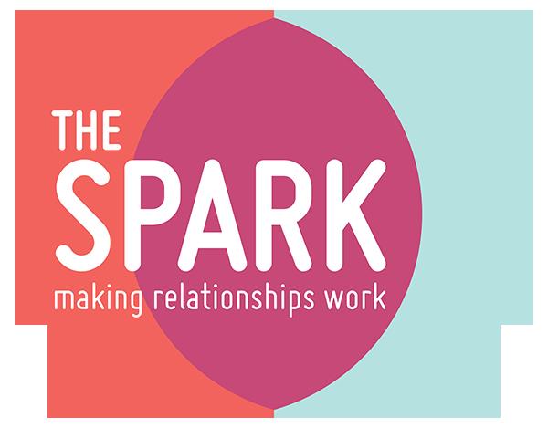 The Spark members logo