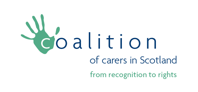 Coalition of Carers in Scotland members logo