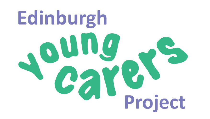 Edinburgh Young Carers Project members logo