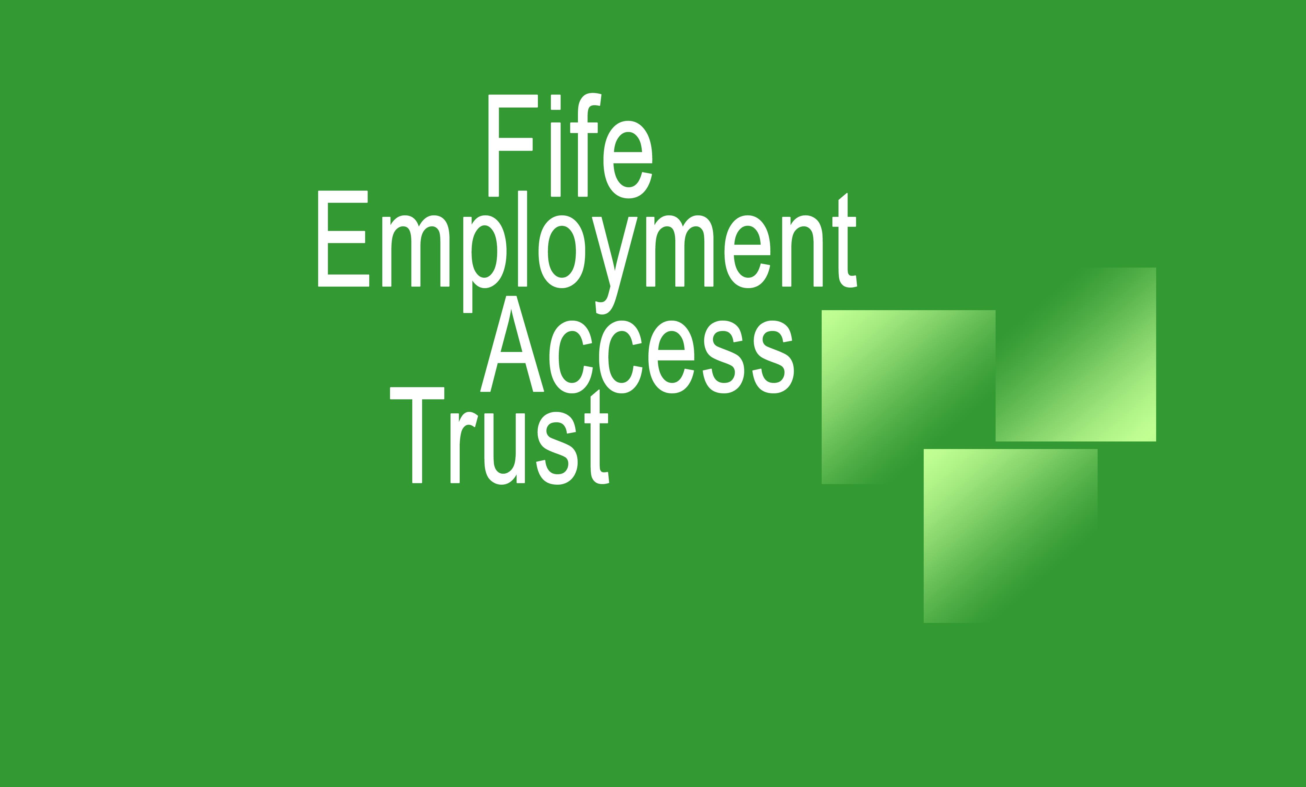Fife Employment Access Trust members logo