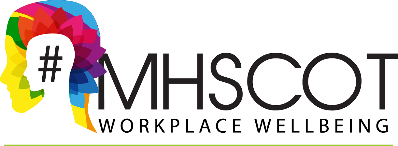 MHScot Workplace Wellbeing CIC members logo