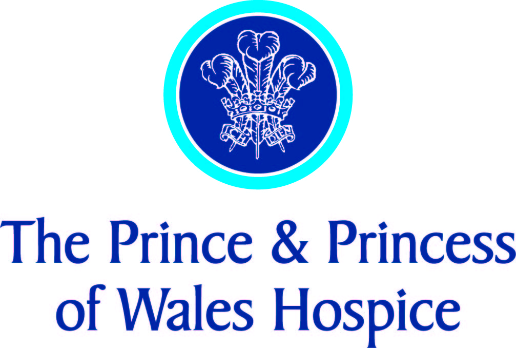 The Prince and Princess of Wales Hospice members logo