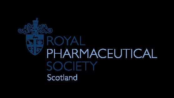 Royal Pharmaceutical Society in Scotland members logo