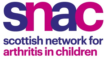 SNAC (Scottish Network for Arthritis in Children) members logo