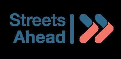 Streets Ahead (Borders) members logo