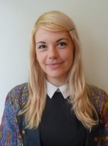 Carmen Paputa Dutu, Digital Health and Care Assistant, the ALLIANCE