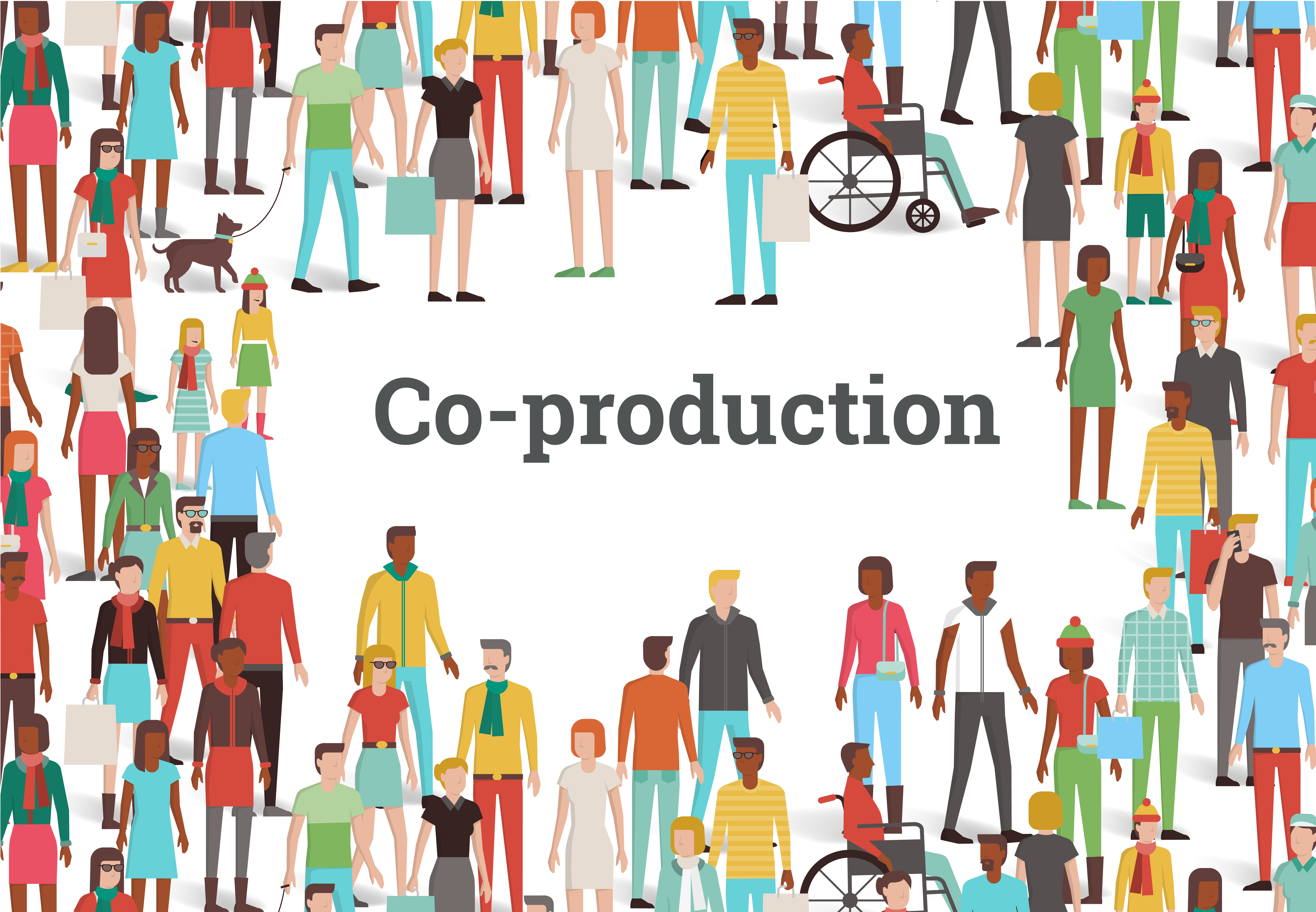 people-with coproduction