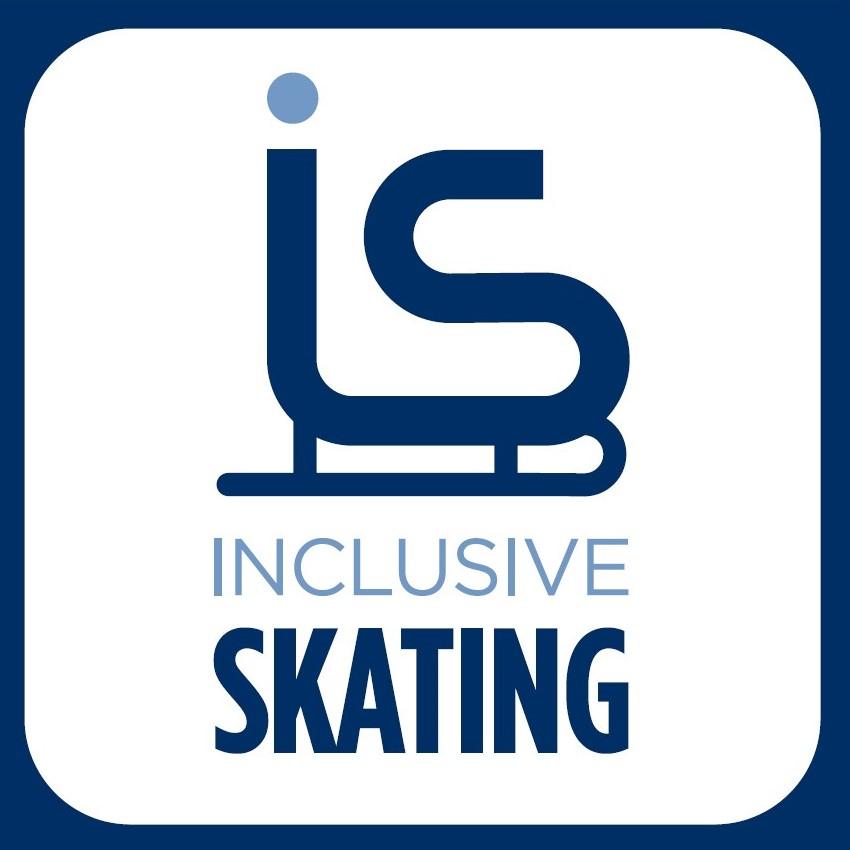 Inclusive Skating members logo