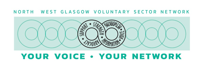 North West Glasgow Voluntary Sector Network members logo