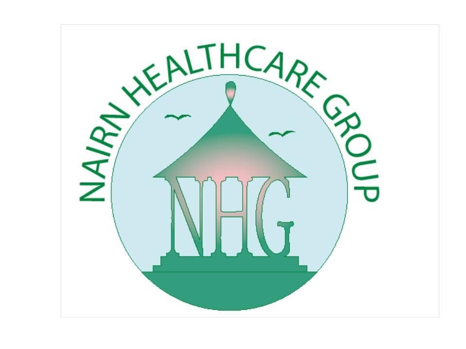 Nairn Health Group members logo