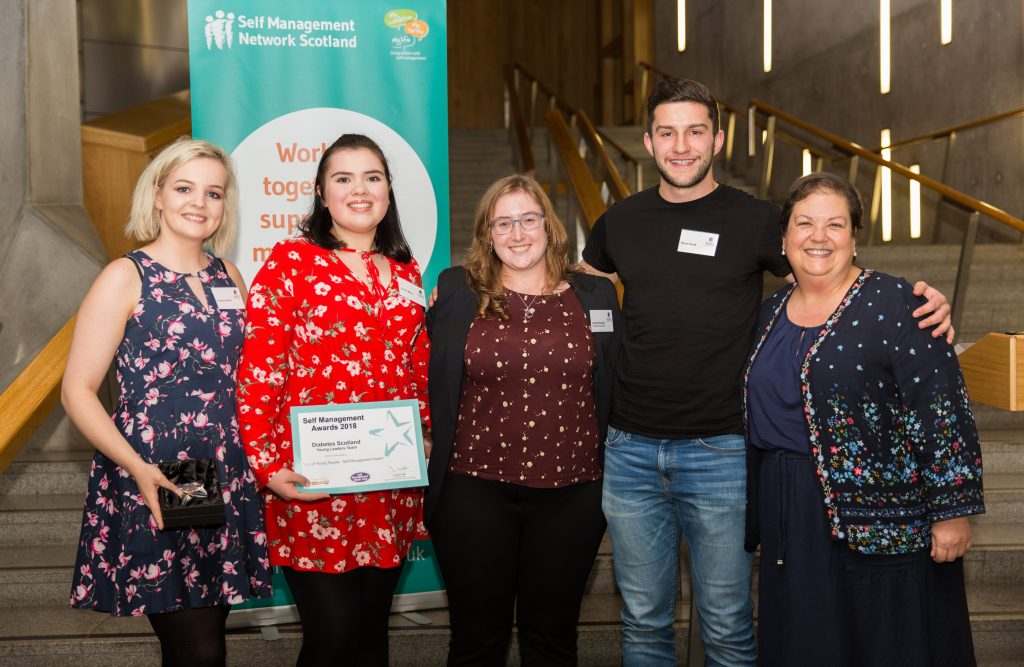 Winner Year of Young People Award