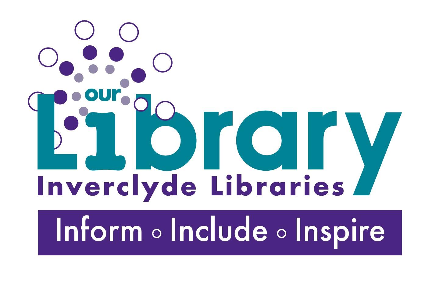 Inverclyde Libraries members logo