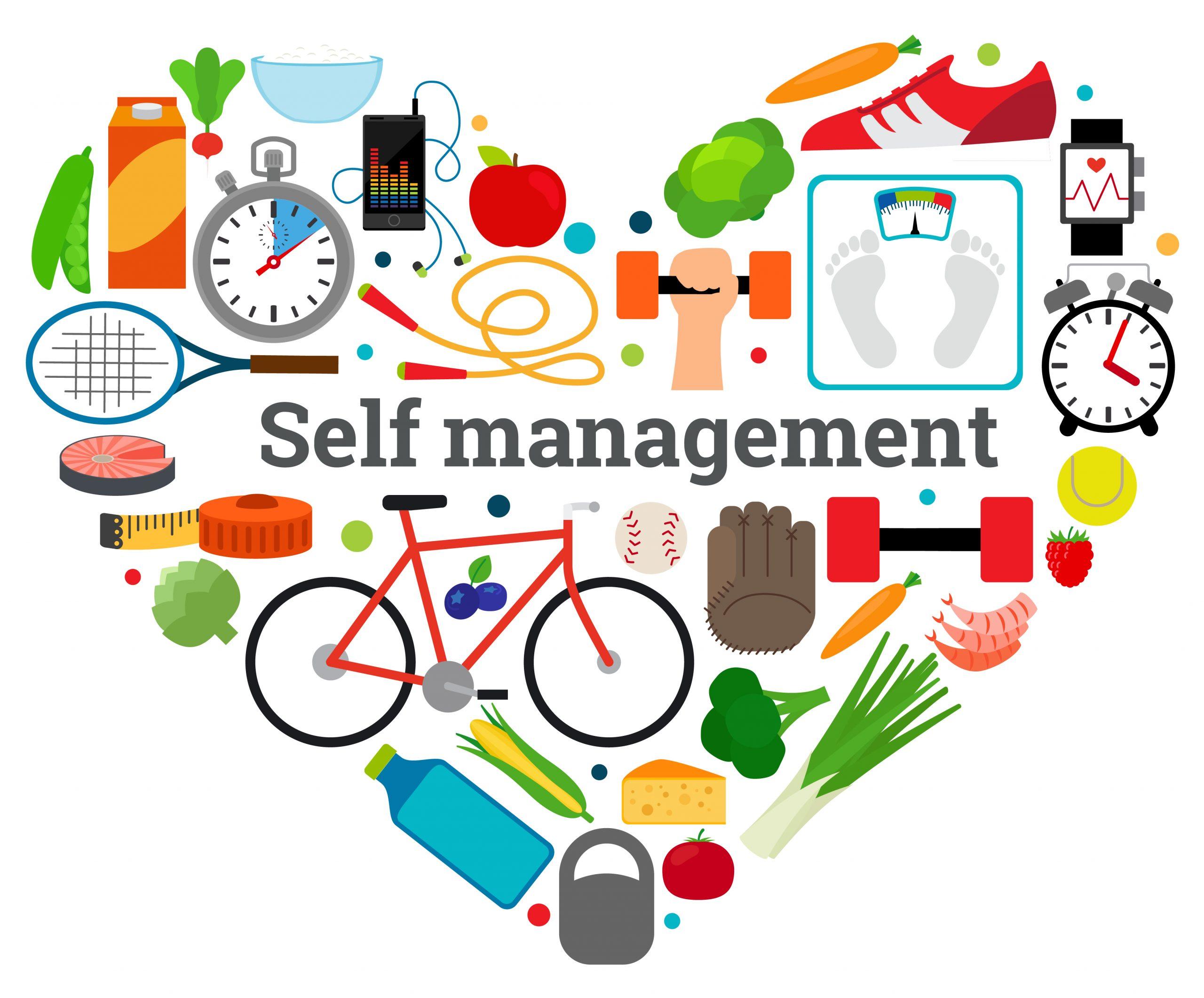Self management heart