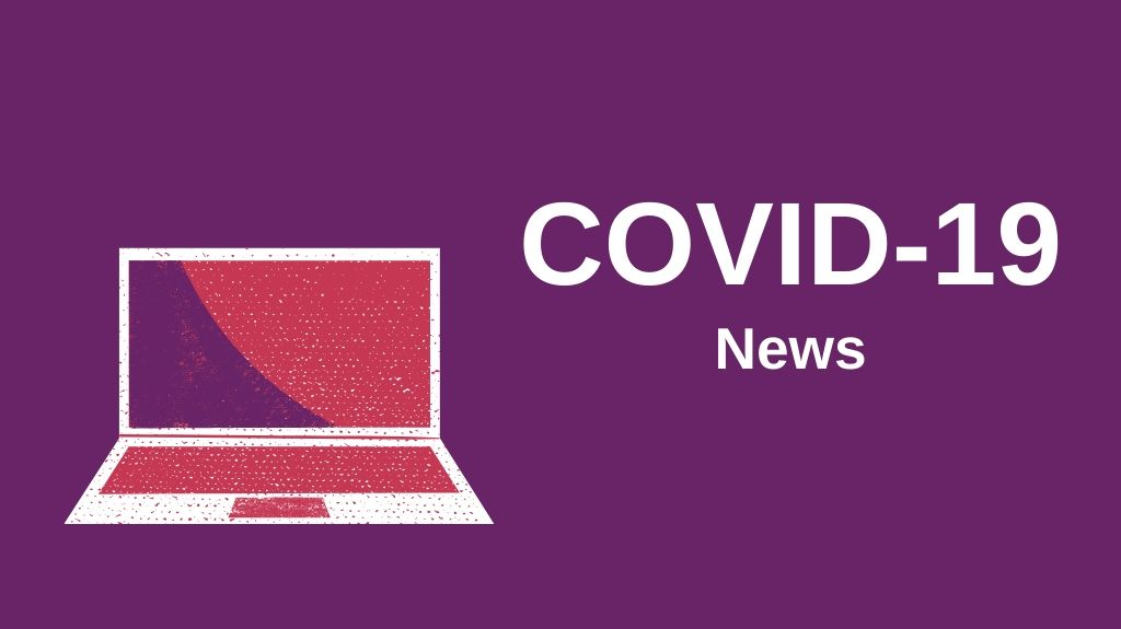 ALLIANCE COVID-19 News graphic
