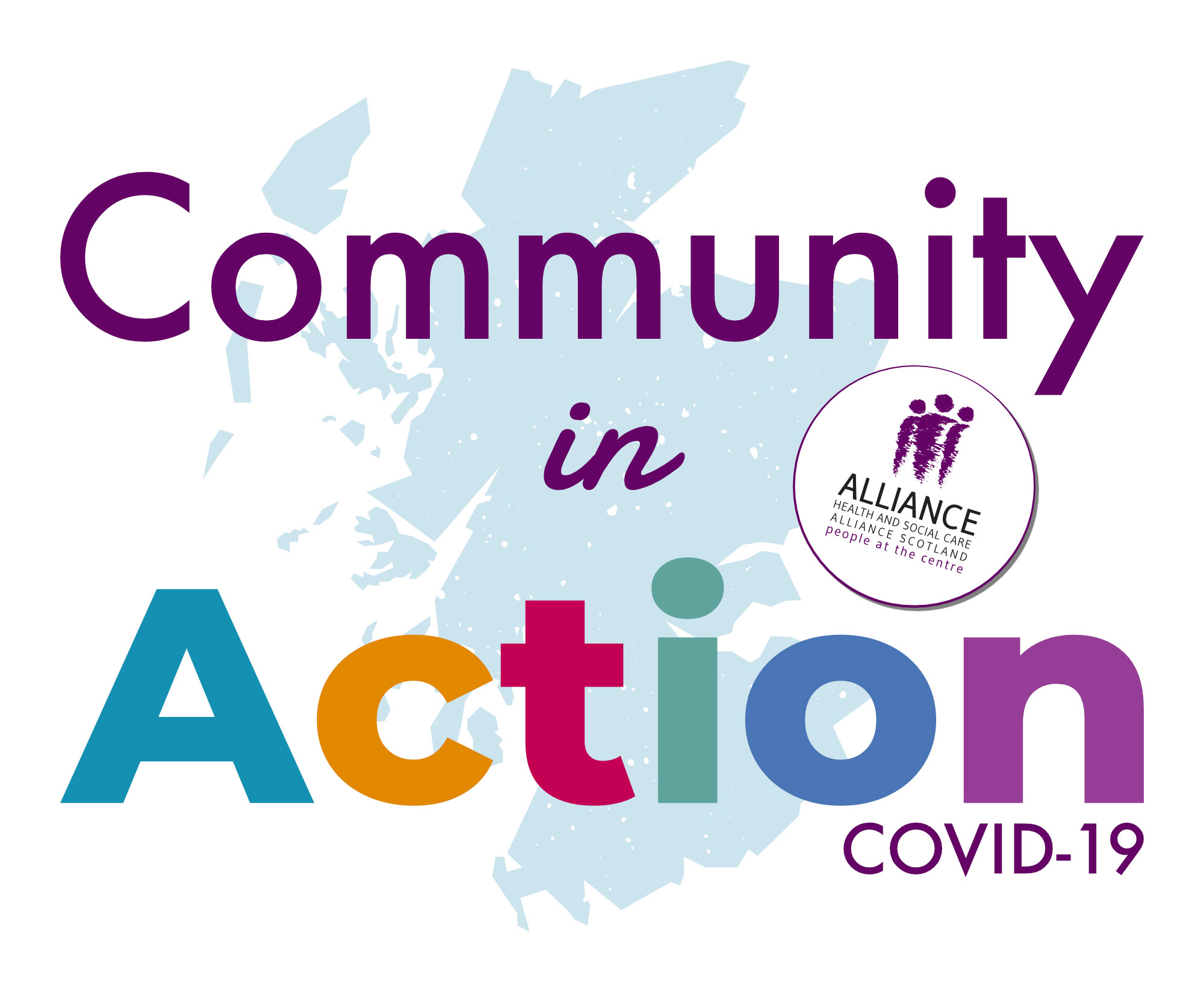 Community in Action logo
