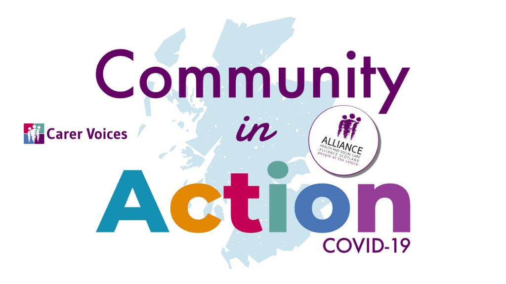 Community in Action logo graphic