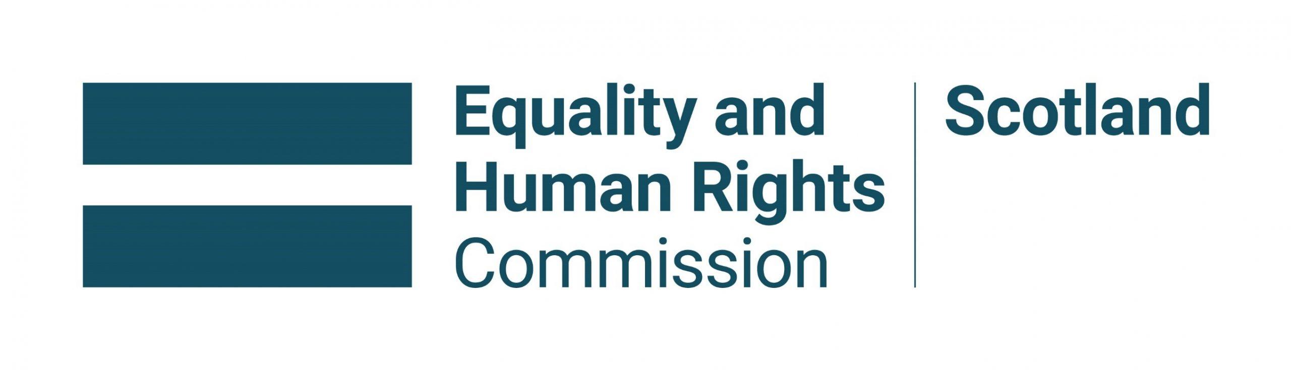 EHRC Scotland logo