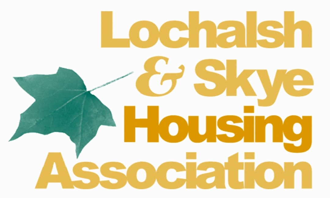 Lochalsh and Skye Housing Association members logo