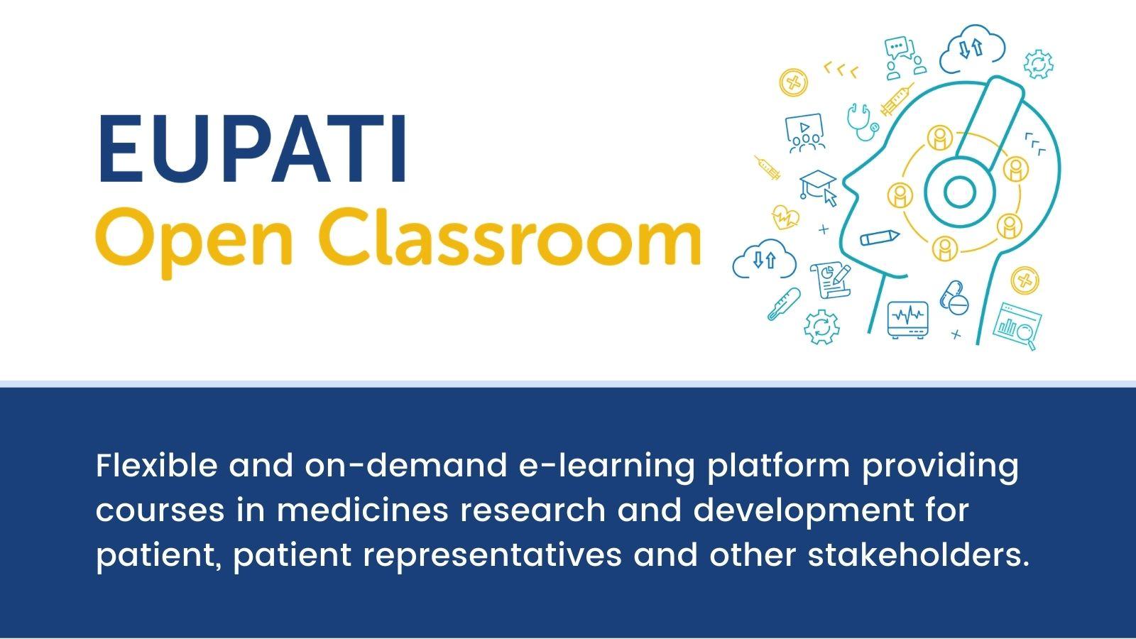 Open Classroom poster