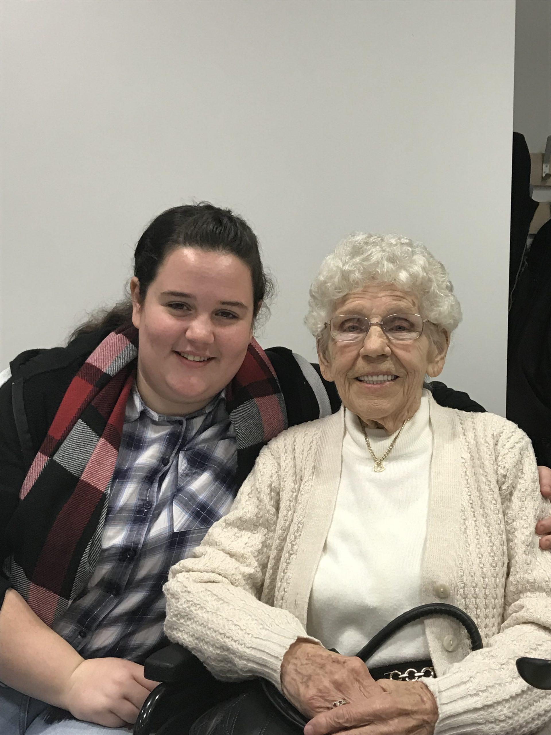 Ilse and Gran