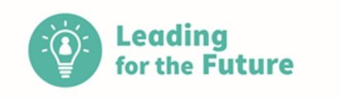 Leading for the future logo